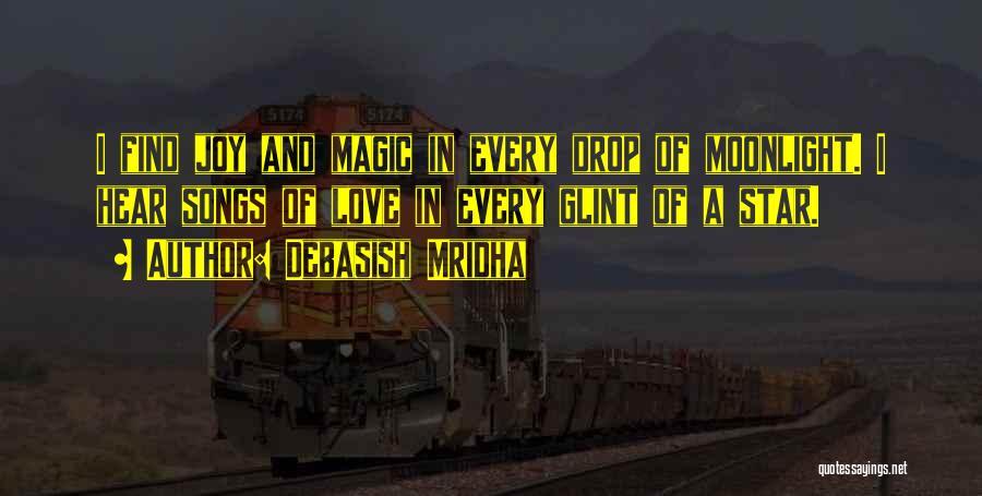 Star And Love Quotes By Debasish Mridha