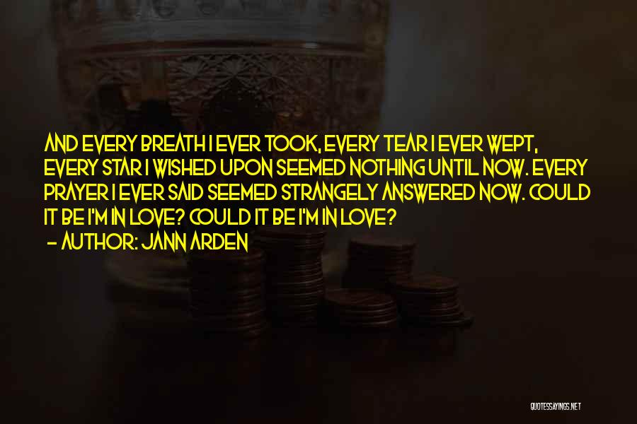 Star And Love Quotes By Jann Arden