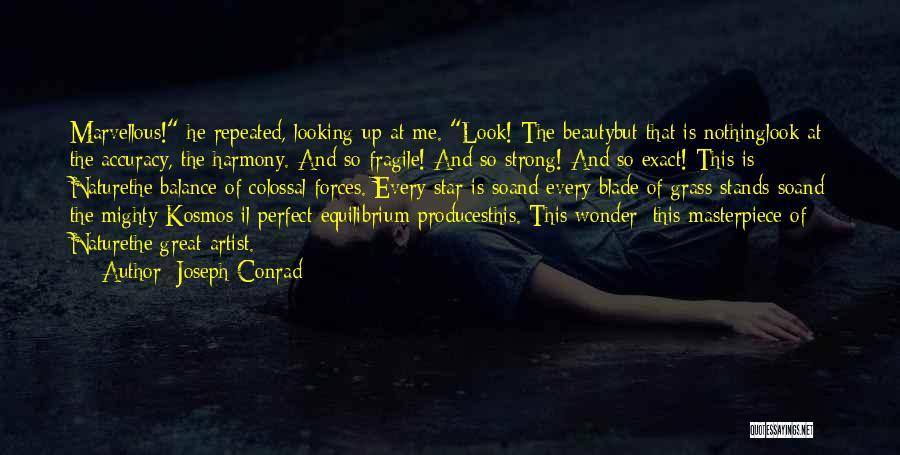 Star And Love Quotes By Joseph Conrad