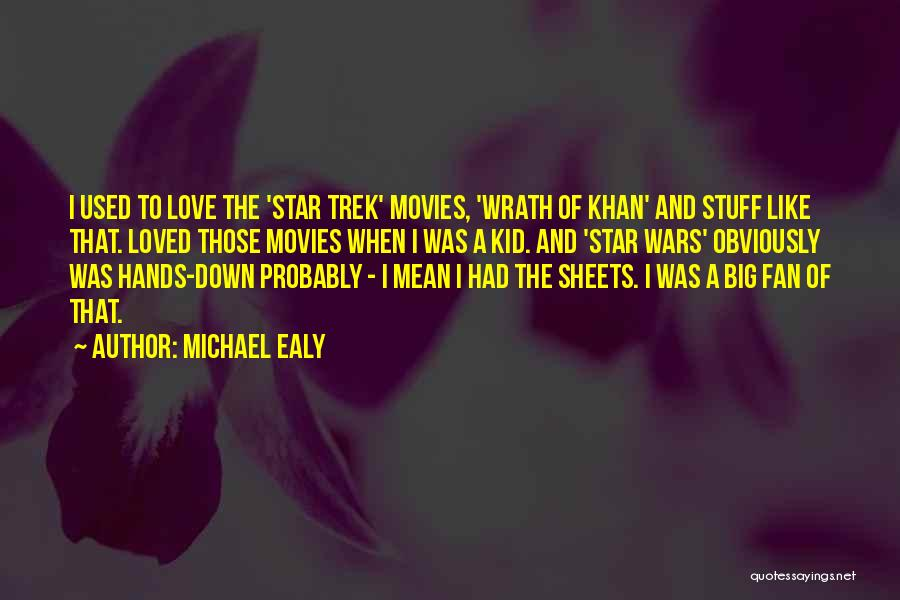 Star And Love Quotes By Michael Ealy