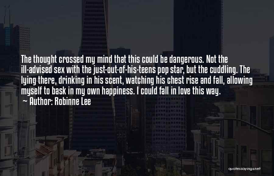 Star And Love Quotes By Robinne Lee
