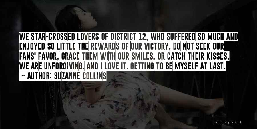 Star And Love Quotes By Suzanne Collins