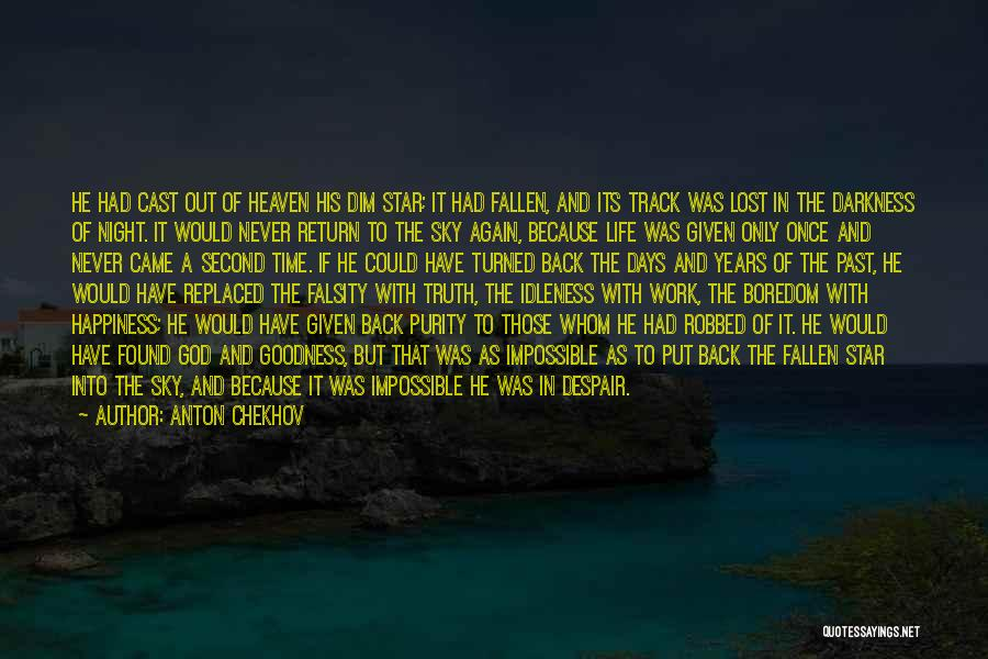 Star In Quotes By Anton Chekhov