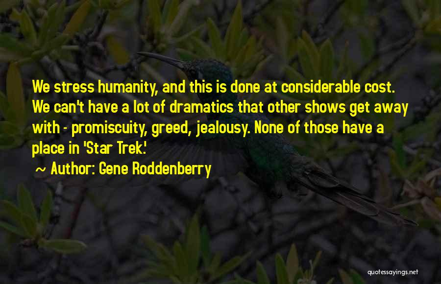 Star In Quotes By Gene Roddenberry