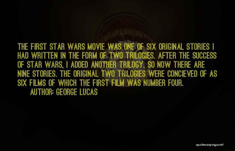 Star In Quotes By George Lucas