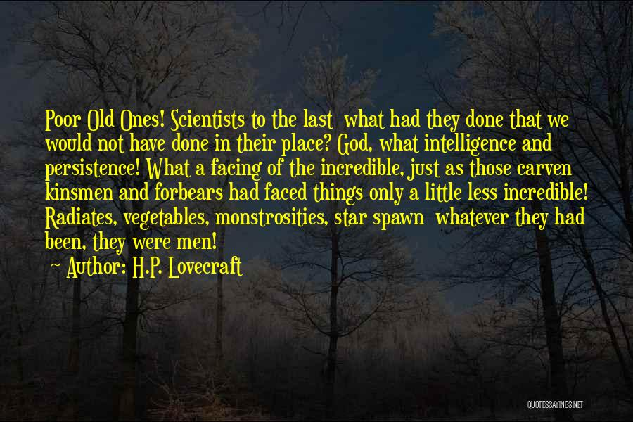 Star In Quotes By H.P. Lovecraft