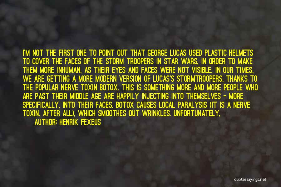 Star In Quotes By Henrik Fexeus