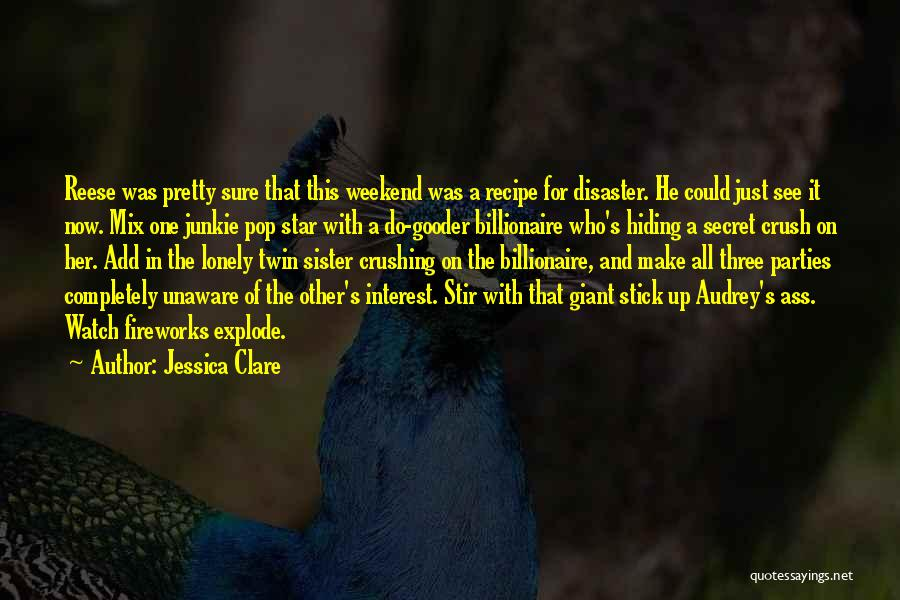 Star In Quotes By Jessica Clare