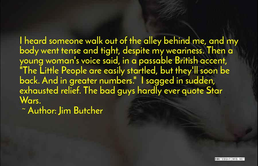 Star In Quotes By Jim Butcher