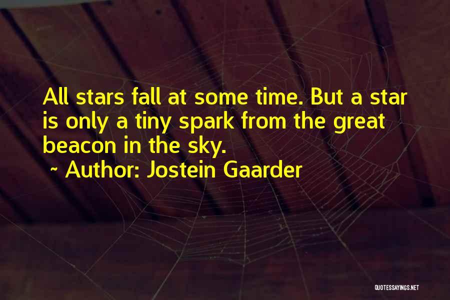 Star In Quotes By Jostein Gaarder