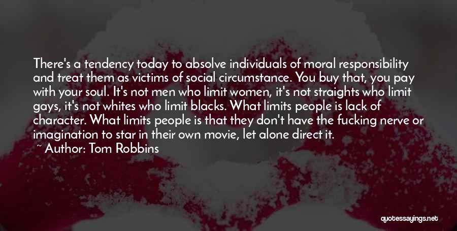 Star In Quotes By Tom Robbins