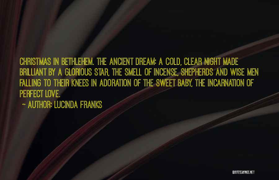 Star Of Bethlehem Quotes By Lucinda Franks