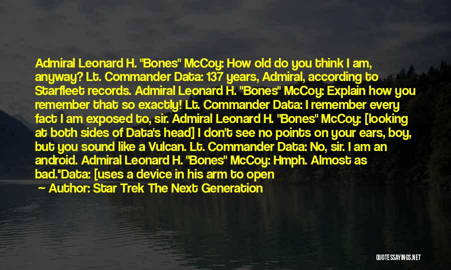 Star Trek The Next Generation Quotes 1054879