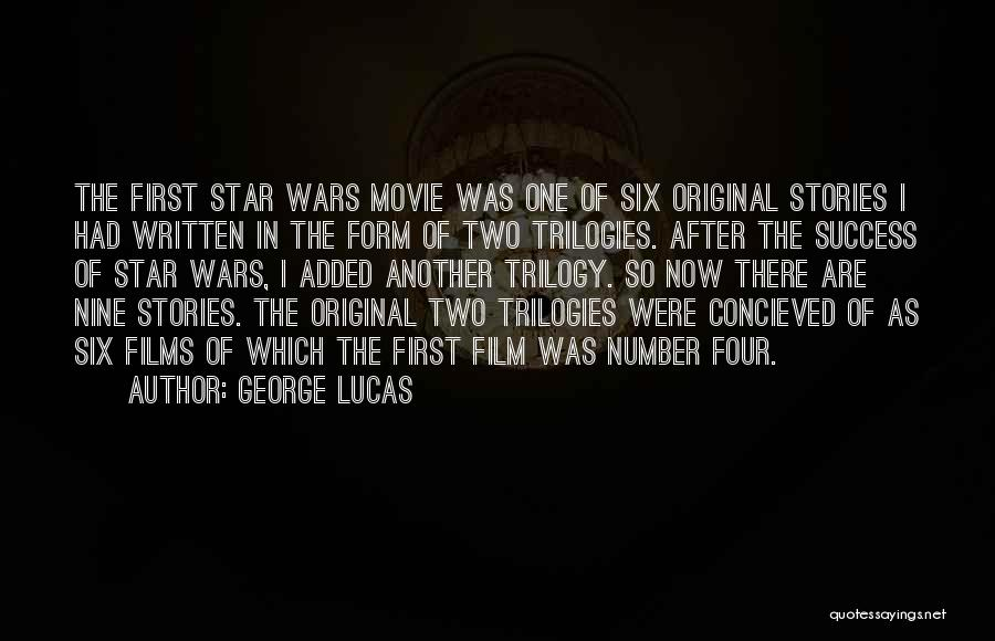 Star War 3 Quotes By George Lucas