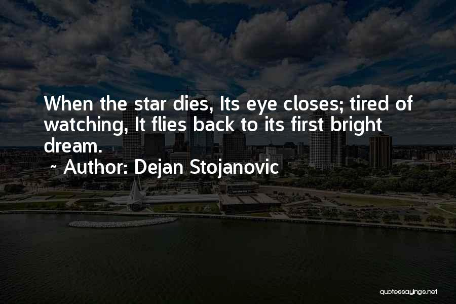 Star Watching Quotes By Dejan Stojanovic