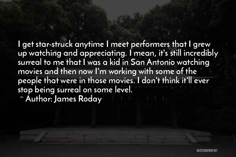 Star Watching Quotes By James Roday