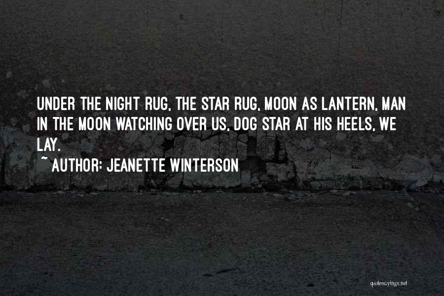 Star Watching Quotes By Jeanette Winterson