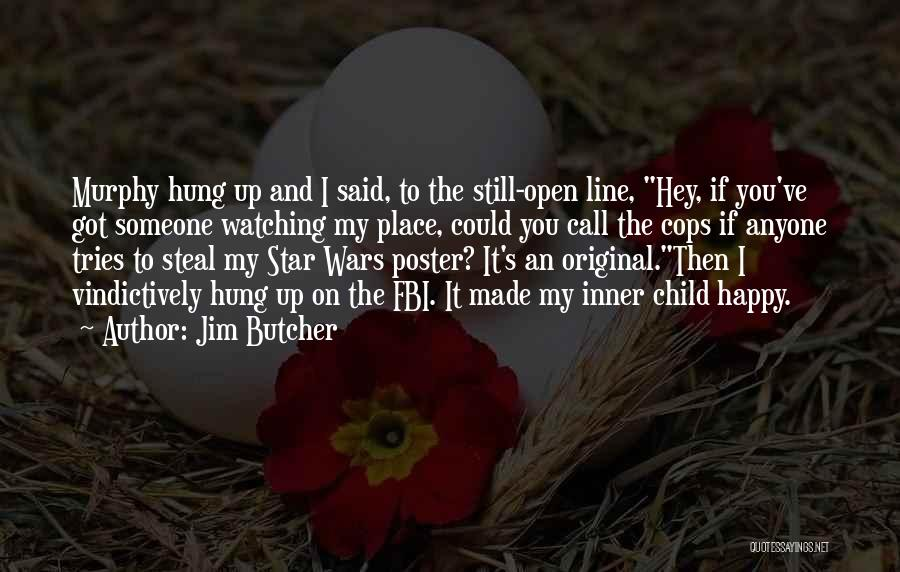 Star Watching Quotes By Jim Butcher