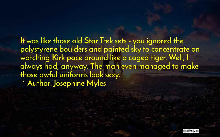 Star Watching Quotes By Josephine Myles