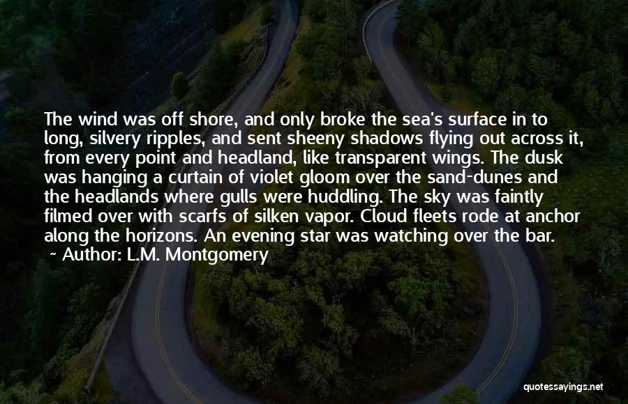 Star Watching Quotes By L.M. Montgomery
