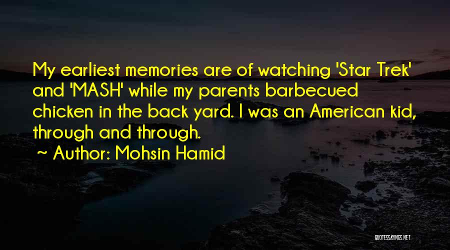 Star Watching Quotes By Mohsin Hamid