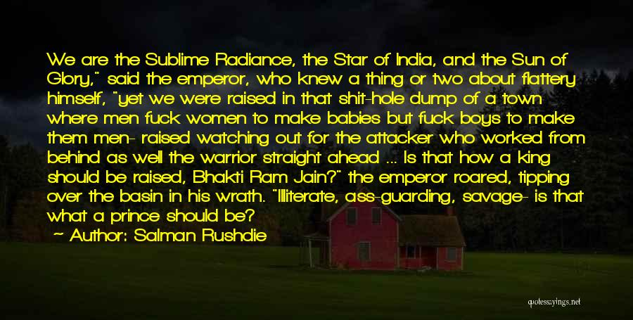Star Watching Quotes By Salman Rushdie