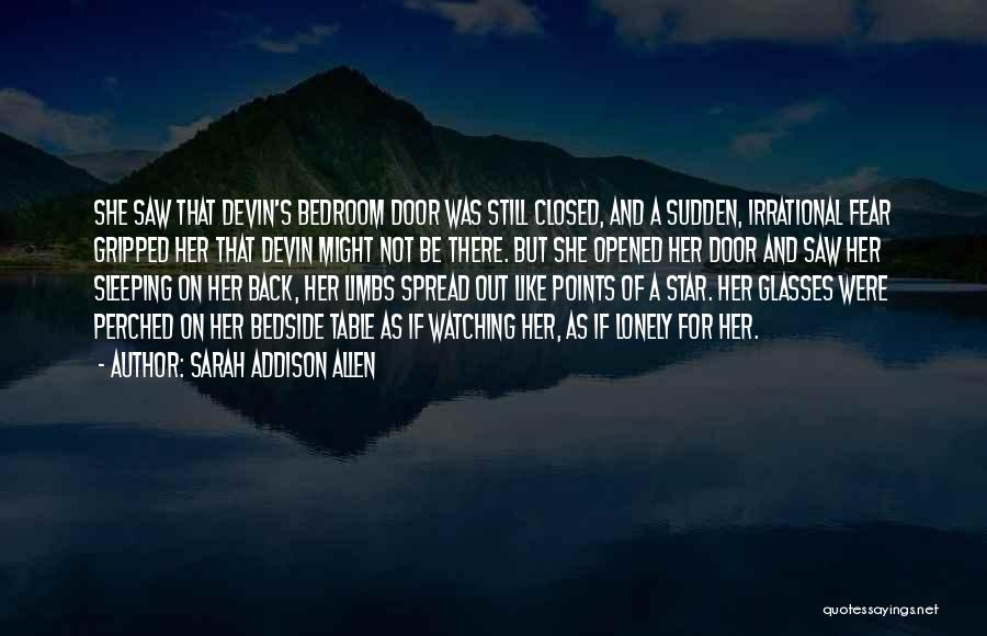 Star Watching Quotes By Sarah Addison Allen