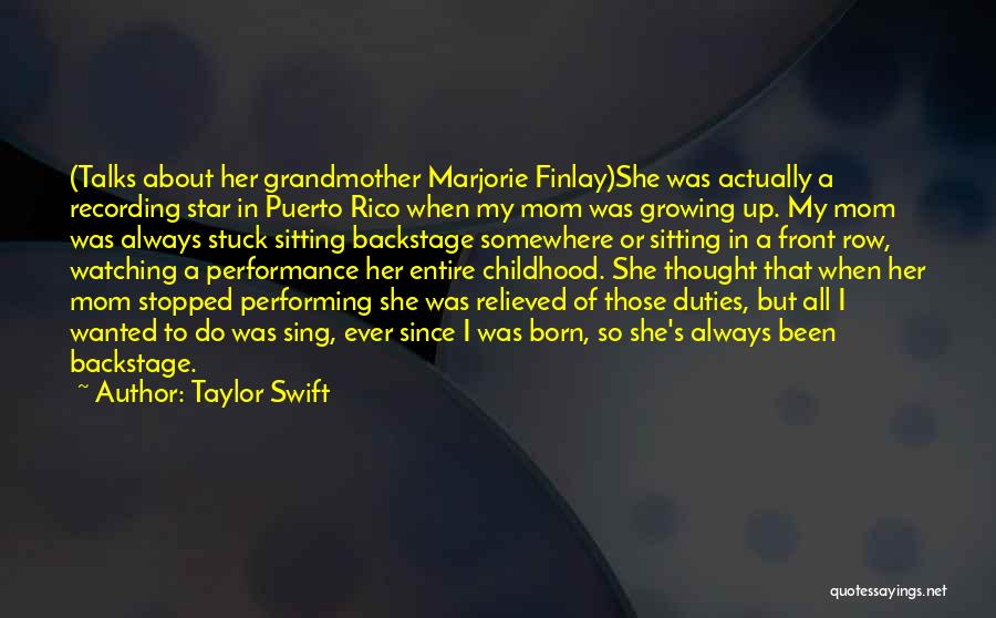 Star Watching Quotes By Taylor Swift