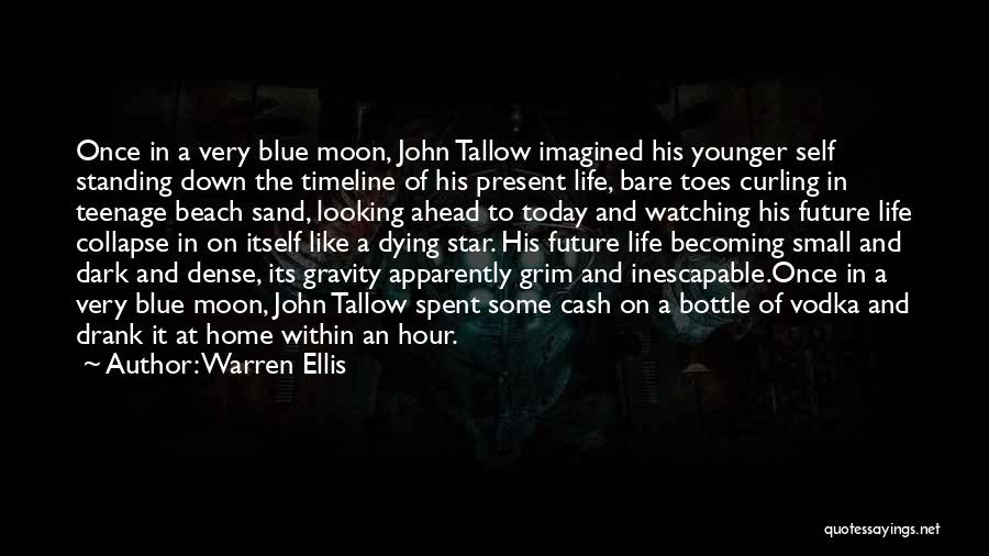 Star Watching Quotes By Warren Ellis