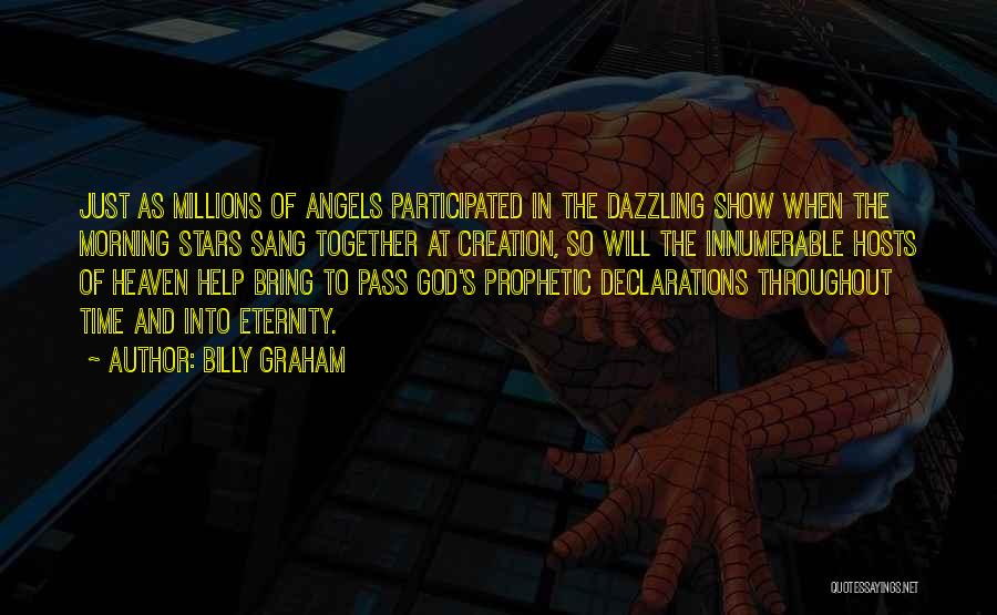 Stars And Angels Quotes By Billy Graham