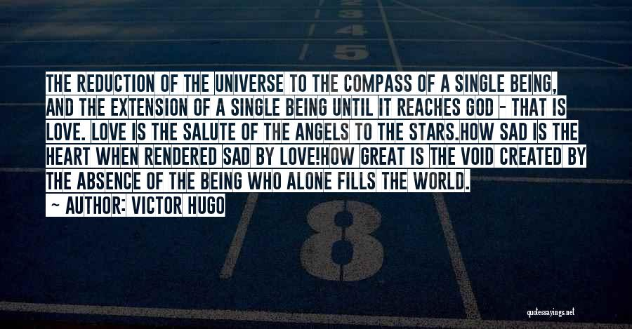 Stars And Angels Quotes By Victor Hugo