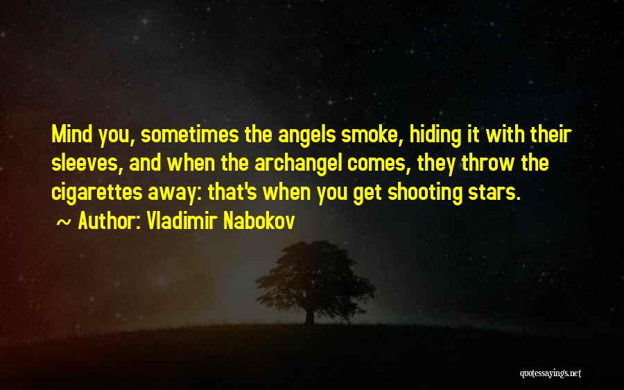 Stars And Angels Quotes By Vladimir Nabokov