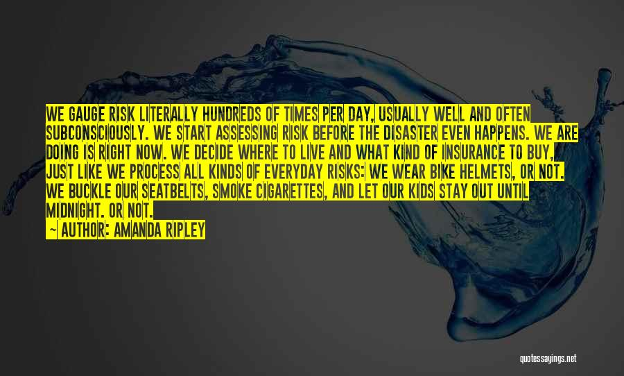 Start Day Right Quotes By Amanda Ripley