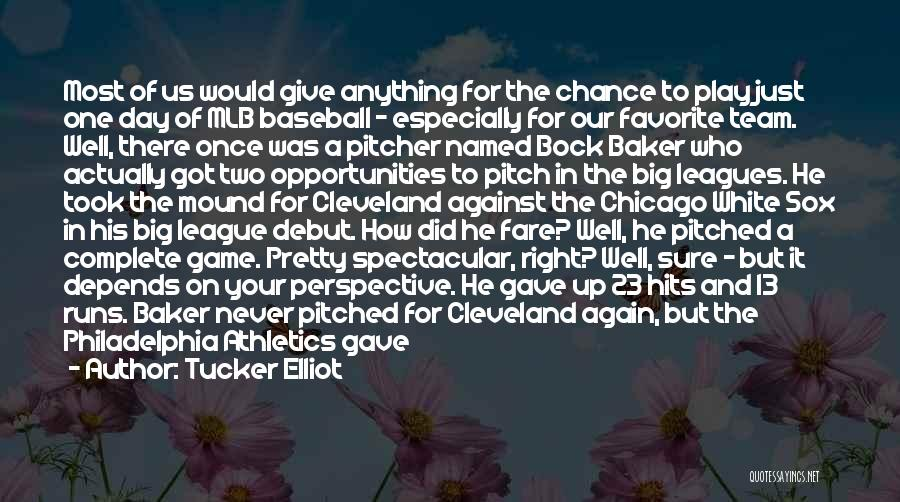 Start Day Right Quotes By Tucker Elliot