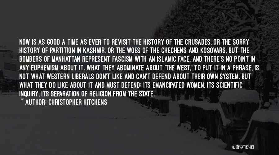 State And Religion Quotes By Christopher Hitchens
