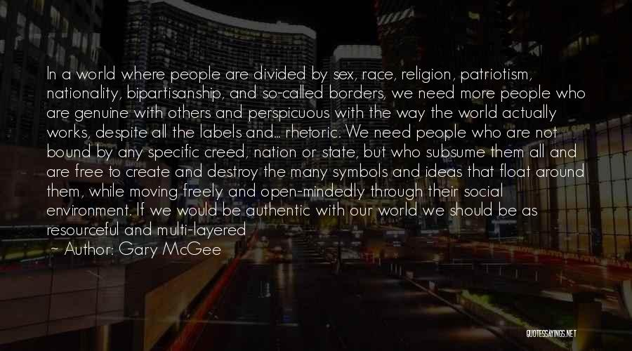 State And Religion Quotes By Gary McGee