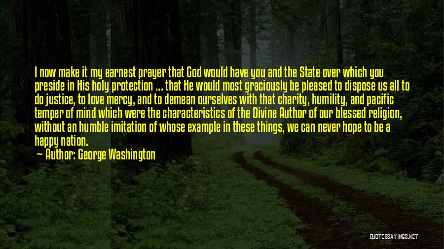 State And Religion Quotes By George Washington