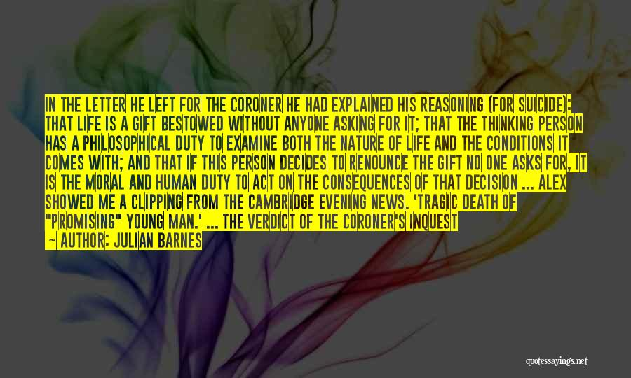 State And Religion Quotes By Julian Barnes