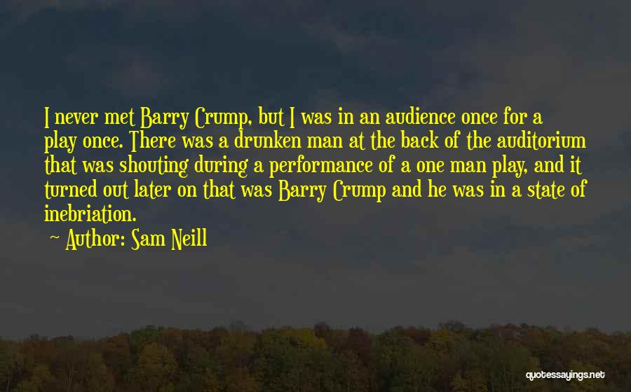 State Of Play Quotes By Sam Neill