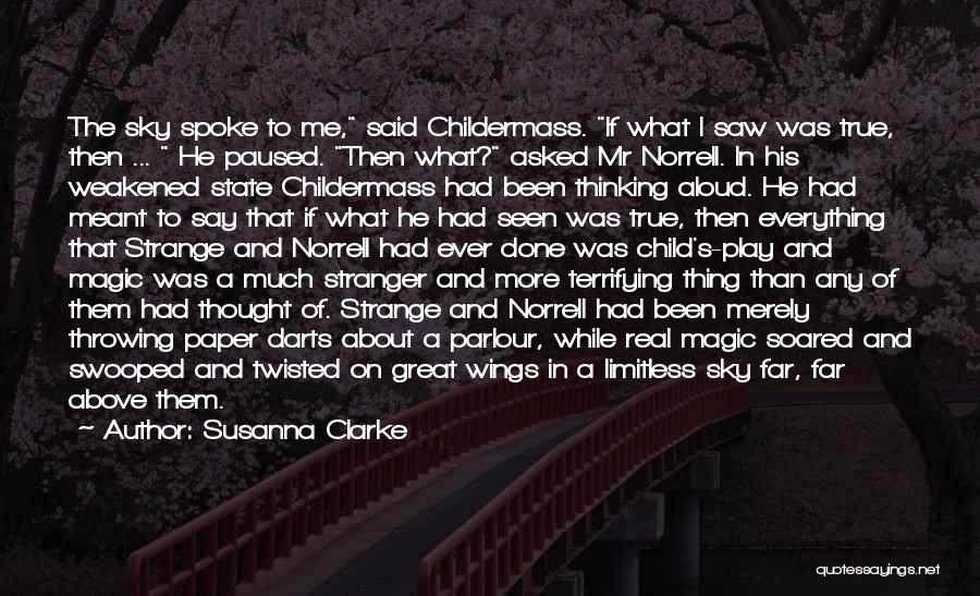 State Of Play Quotes By Susanna Clarke