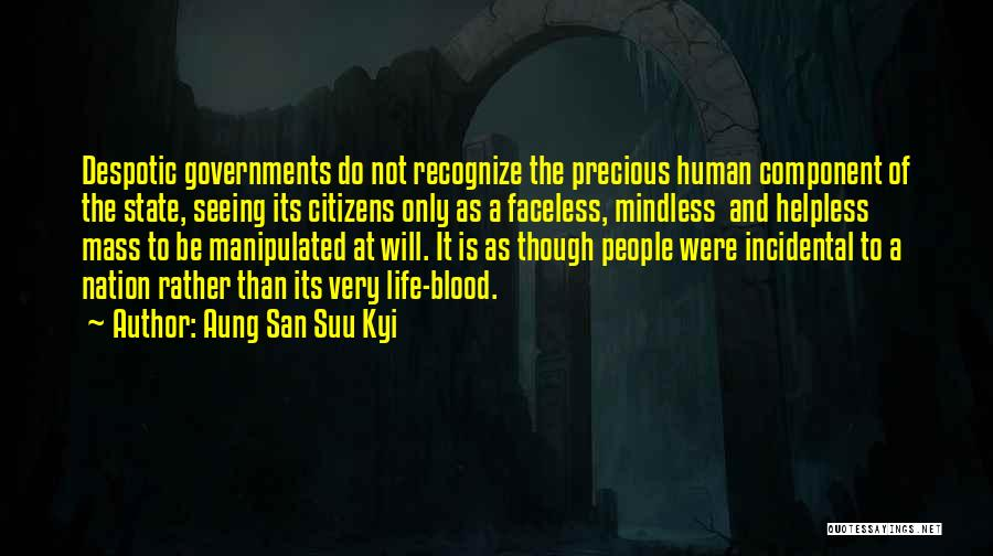 State Of The Nation Quotes By Aung San Suu Kyi