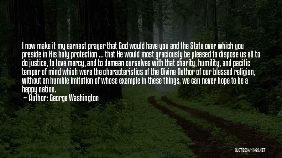 State Of The Nation Quotes By George Washington