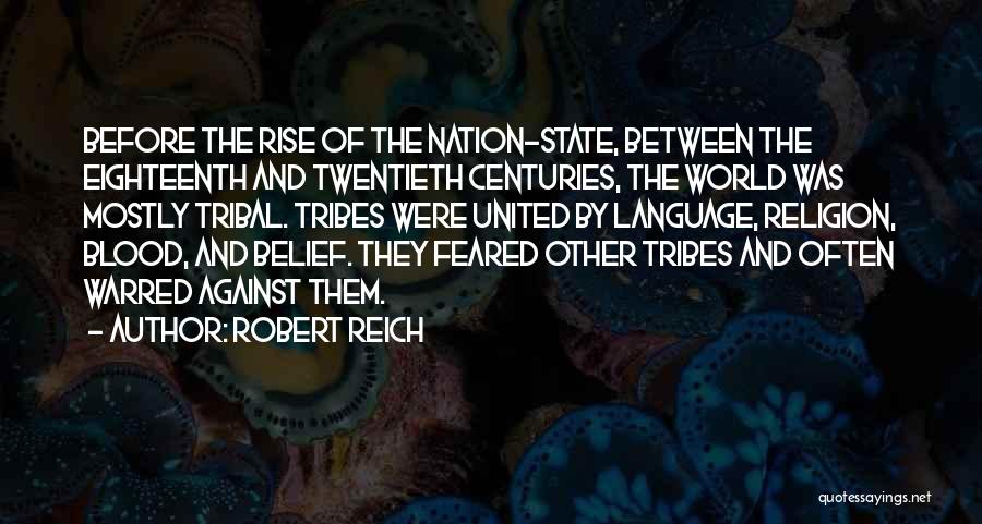State Of The Nation Quotes By Robert Reich