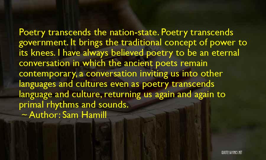 State Of The Nation Quotes By Sam Hamill