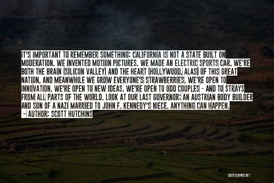 State Of The Nation Quotes By Scott Hutchins