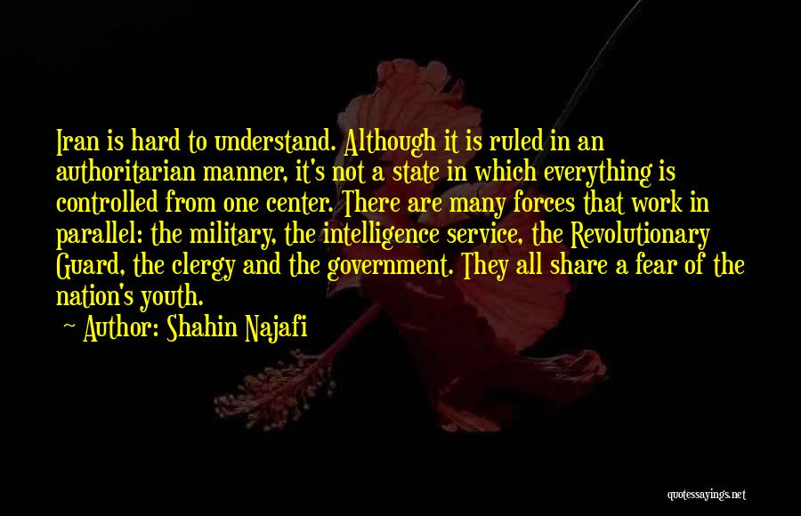 State Of The Nation Quotes By Shahin Najafi
