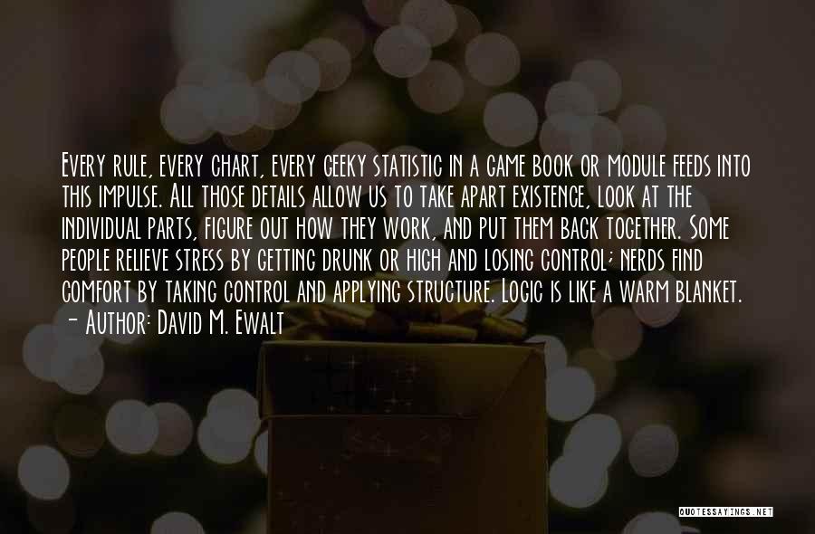 Statistic Quotes By David M. Ewalt