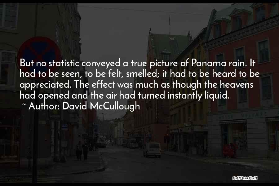 Statistic Quotes By David McCullough