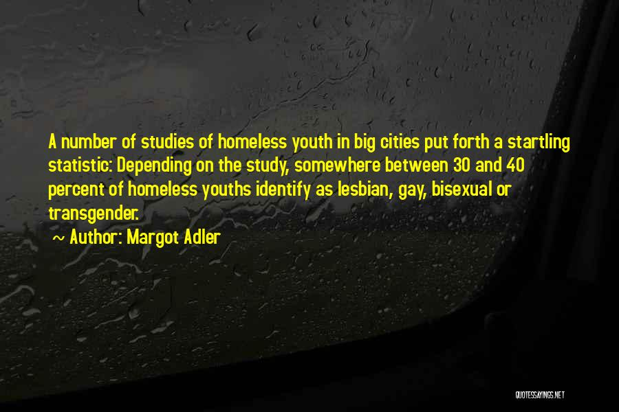 Statistic Quotes By Margot Adler