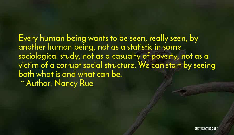 Statistic Quotes By Nancy Rue